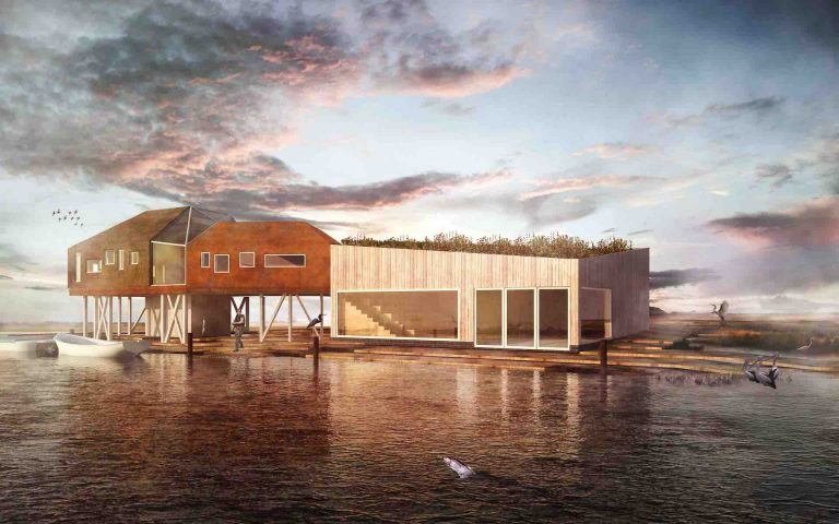TAIT ARCHITECTS COMPETITION ACLE BRIDGE