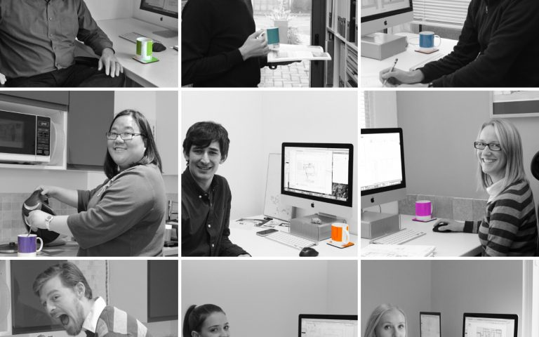 Tait Architects office team March 2017